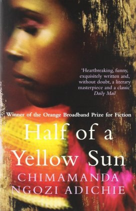 Half of a Yellow Sun by Adichie
